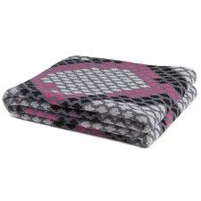 Snakeskin Throw Blanket