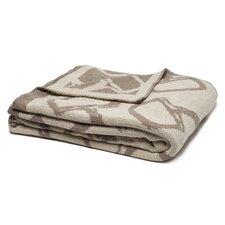 Reversible Bits Throw Blanket