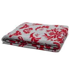 Reversible Dragon Throw Blanket
