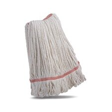 Large Looped End Cotton Wet Mop Head (Set of 6)