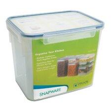 128 Oz. Mod Medium Rectangular Storage Container