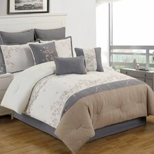Templeton 10 Piece Comforter Set