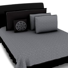 Mila Coverlet 5 Piece Coverlet Set