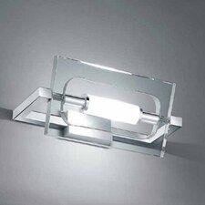 Deckenleuchte 1-flammig Flat Crystal