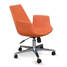 Eiffel Leather Office Chair