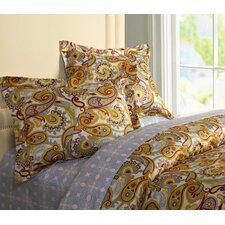 Dynasty 3 Piece Queen Duvet Set