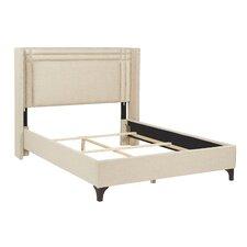Skyler Wingback Bed