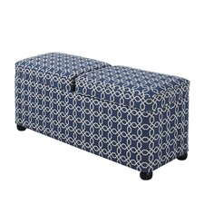 Jane Upholstered Storage Bench
