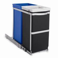 20 L Ausziehbarer Recycler