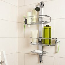 Adjustable Metal Hanging Shower Caddy