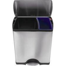 Klassischer Recycler mit herausnehmbarem Einsatz