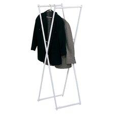 "18"" Portable Garment Rack"
