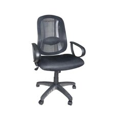 Heinz High-Back Mesh Conference Chair