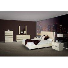 Luxor Platform 5 Piece Bedroom Set
