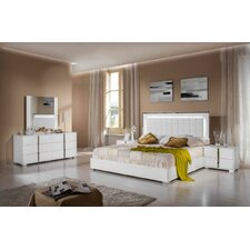 Modrest Platform 5 Piece Bedroom Set