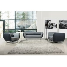 Divani Casa Vietta Modern Living Room Set