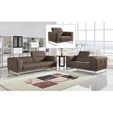 Divani Casa Halite Modern Living Room Set