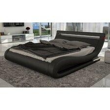 Modrest Corsica Sleigh Bed