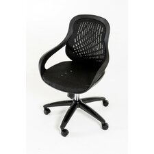 Modrest Claudia Modern High-Back Mesh Conference Chair