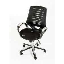 Modrest Adams Modern High-Back Mesh Conference Chair