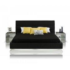 Infinity Upholstered Platform Bed