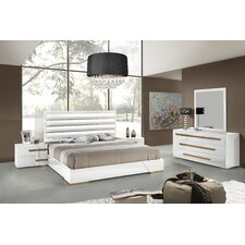 Platform 5 Piece Bedroom Set