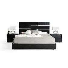 Ancona Panel 5 Piece Bedroom Set