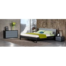 Modrest Stone Full/Double Platform Customizable Bedroom Set