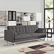 Divani Casa Bauxite Sleeper Sofa