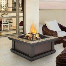 Alderwood Fire Pit Table