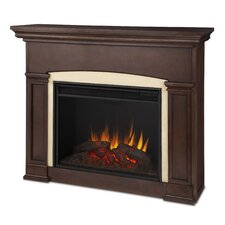 Holbrook Grand Electric Fireplace