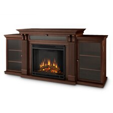 Calie TV Stand with Electric Fireplace