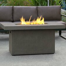 Ventura Concrete Propane Fire Pit Table