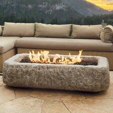 Limestone Propane Fire Pit