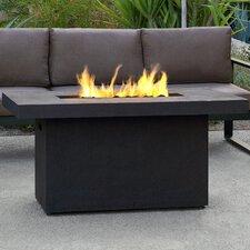 Ventura Concrete Propane Fire Pit Table