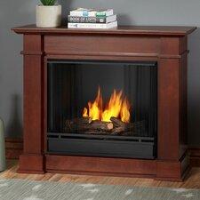 Devin Petite Gel Fuel Fireplace