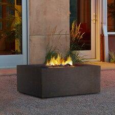 Baltic Square Propane Fire Pit Table