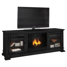 Hudson Ventless TV Stand with Fireplace