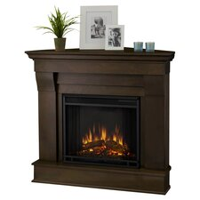 Chateau Corner Electric Fireplace