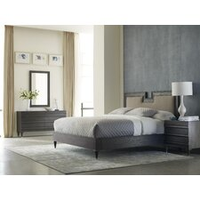 Logan Panel Customizable Bedroom Set