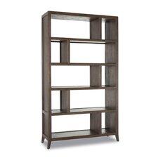"Hudson 80"" Etagere Bookcase"