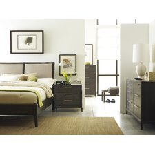 Messina Panel Customizable Bedroom Set