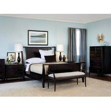 Marin Sleigh Customizable Bedroom Set