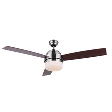 """52"""" Carling 3 Blade Ceiling Fan with Remote"""