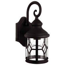 Atlanta 1 Light Wall Lantern