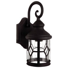 Atlanta 1 Light Outdoor Wall Lantern