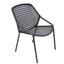 Croisette Stacking Dining Arm Chair (Set of 2)