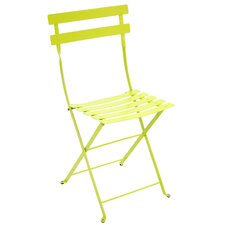 Bistro Folding Dining Side Chair (Set of 2)