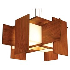 Muto 5 Light Foyer Pendant