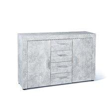 2 Door 4 Drawer Combi Chest